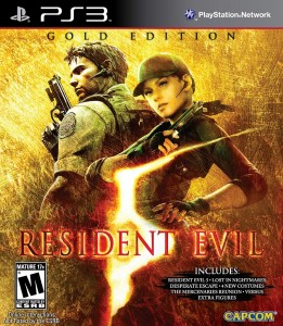 Resident 2BEvil 2B5 2BGold 2BEdition 2B 2BPS3 261x300 - Resident Evil 5 Gold Edition - PS3 [USA] Free Download - Torrent