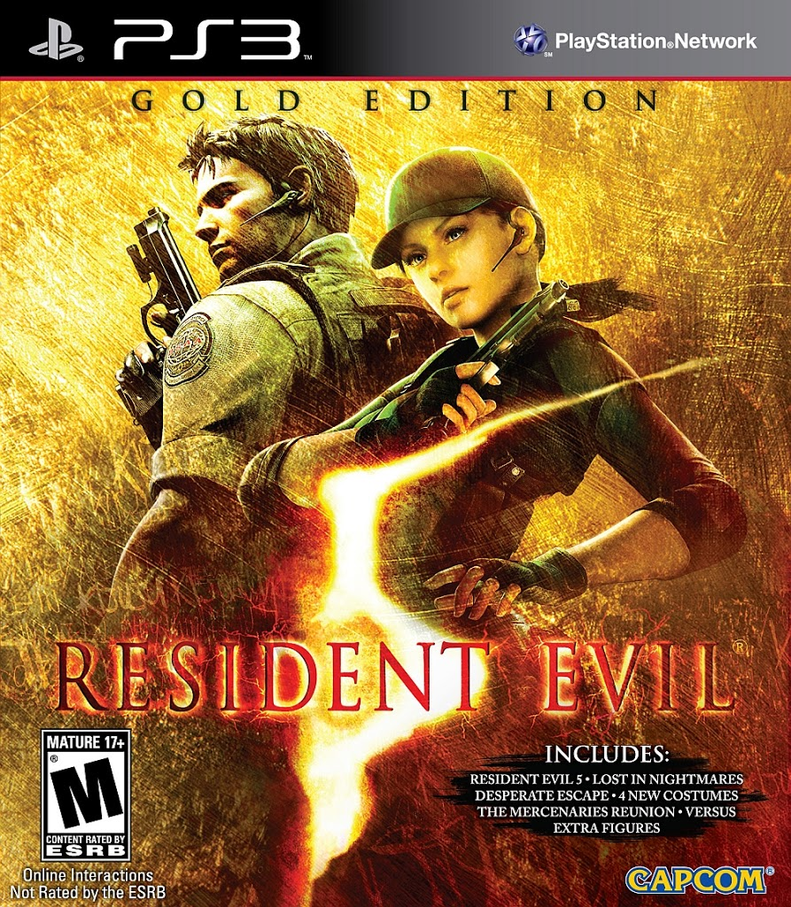 Resident 2BEvil 2B5 2BGold 2BEdition 2B 2BPS3 - Resident Evil 5 Gold Edition - PS3 [USA] Free Download - Torrent