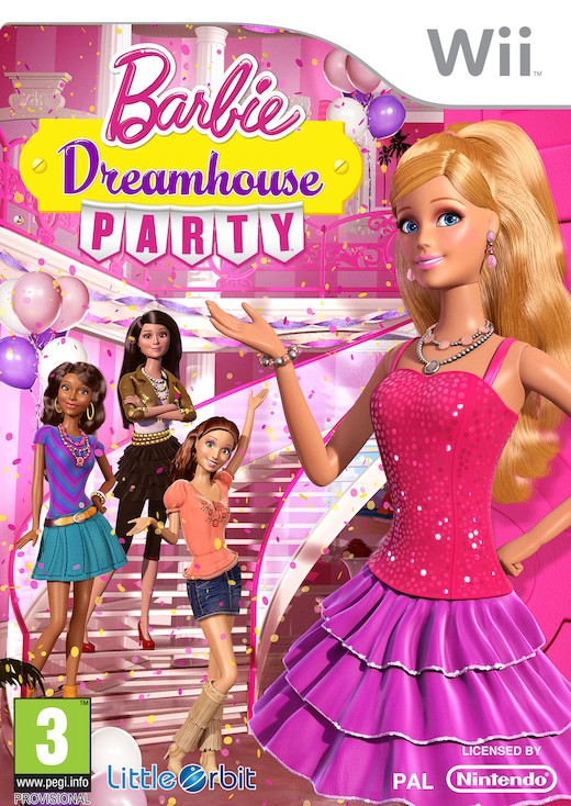 Barbie 2BDreamhouse 2BParty 2B 2BWii 2B 255BPAL 255D - Barbie Dreamhouse Party Game - Wii [PAL] Free Download - Torrent