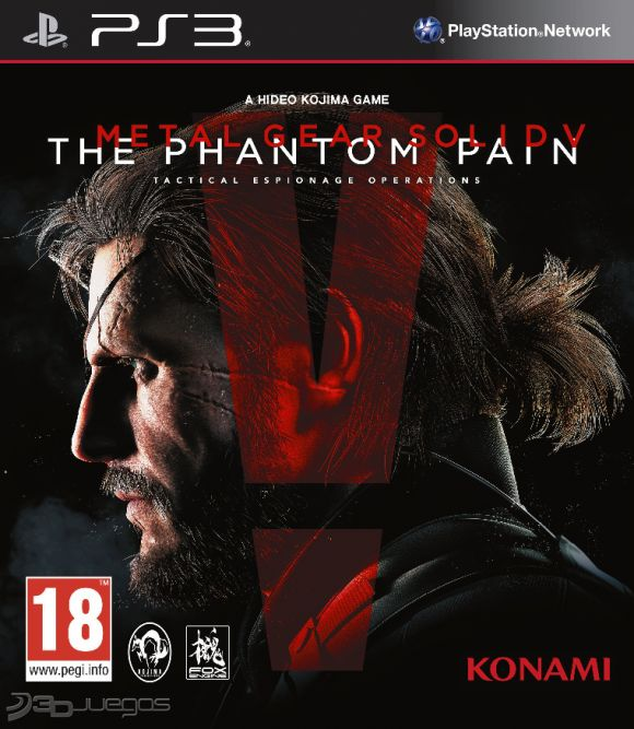 Metal 2BGear 2BSolid 2BV 2BThe 2BPhantom 2BPain 2BPS3 - Metal Gear Solid V The Phantom Pain PS3 Free Download - Torrent