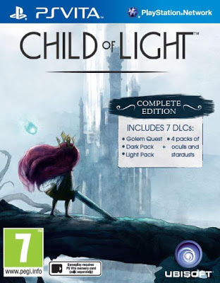 child of light nonpdrm usa ps vita download - Child Of Light (NoNpDrm) [USA] PS VITA DOWNLOAD