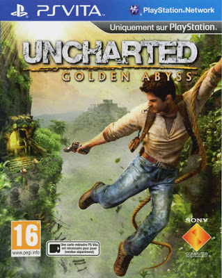 Golden Abyss (NoNpDrm) + (UPDATE) [EUR/USA] PS VITA DOWNLOAD