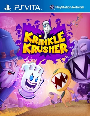 krinkle krusher nonpdrm eur ps vita download - Krinkle Krusher (NoNpDrm) [EUR] PS VITA DOWNLOAD