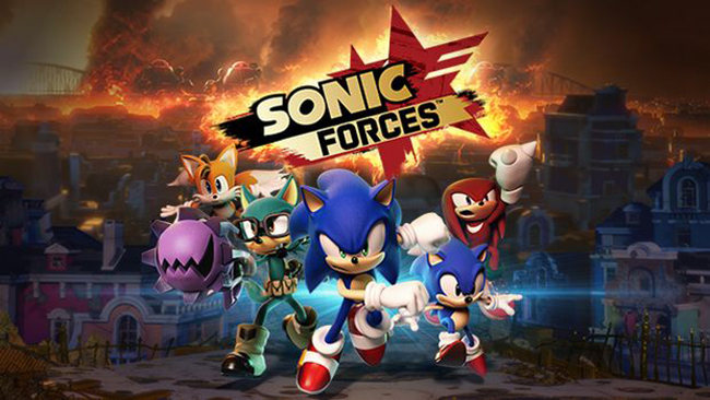 sonic forces torrent download crotorrents - Sonic Forces Torrent Download - CroTorrents