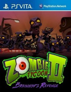 zombie tycoon 2 brainhovs revenge nonpdrm update usa ps vita download - Zombie Tycoon 2 Brainhov's Revenge (NoNpDrm) + (UPDATE) [USA] PS VITA DOWNLOAD