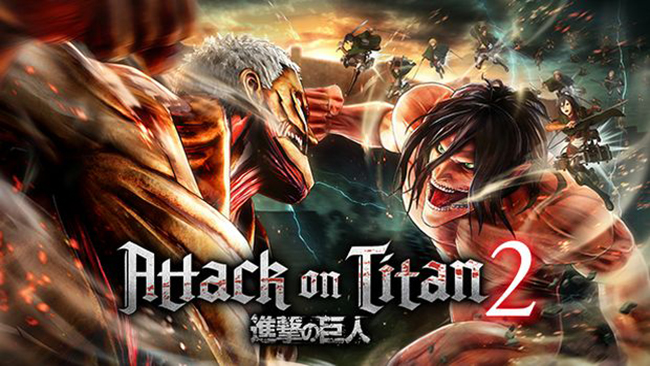 attack on titan 2 torrent download - Attack on Titan 2 Torrent Download