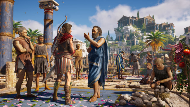 1541973566 876 assassins creed odyssey torrent download - Assassin's Creed Odyssey Torrent Download