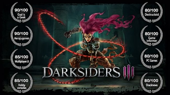 darksiders iii torrent download crotorrents - Darksiders III Torrent Download - CroTorrents
