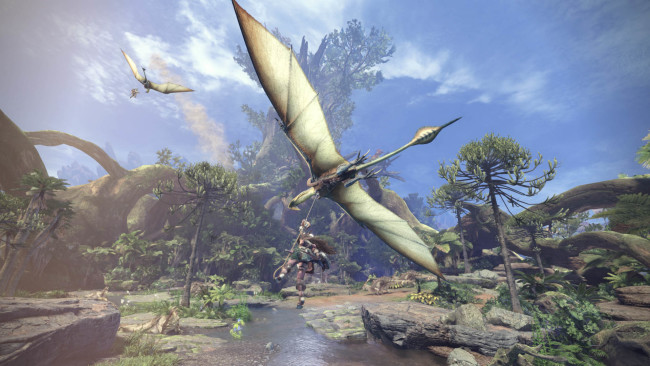 1543813258 177 monster hunter world torrent download - Monster Hunter: World Torrent Download