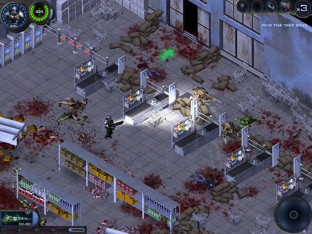 1546807794 878 alien shooter 2 reloaded pc game download torrent - Alien Shooter 2: Reloaded PC Game - Download Torrent