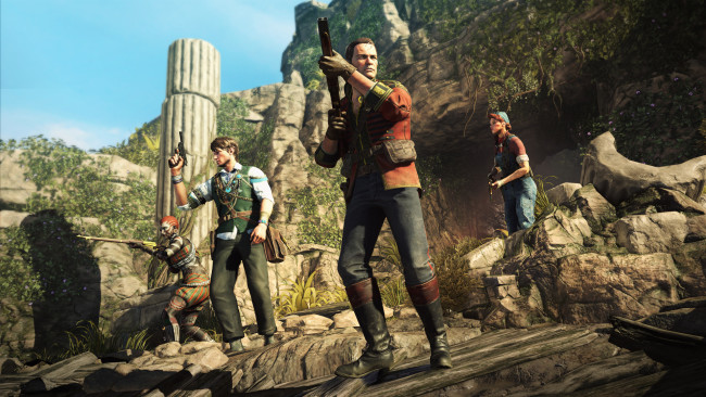 1547898887 690 strange brigade torrent download crotorrents - Strange Brigade Torrent Download - CroTorrents