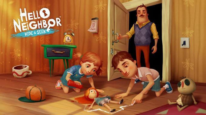 hello neighbor hide and seek pc game download torrent - Hello Neighbor: Hide and Seek PC Game - Download Torrent