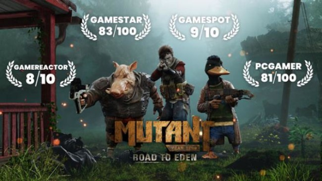 mutant year zero road to eden torrent download - Mutant Year Zero: Road To Eden Torrent Download