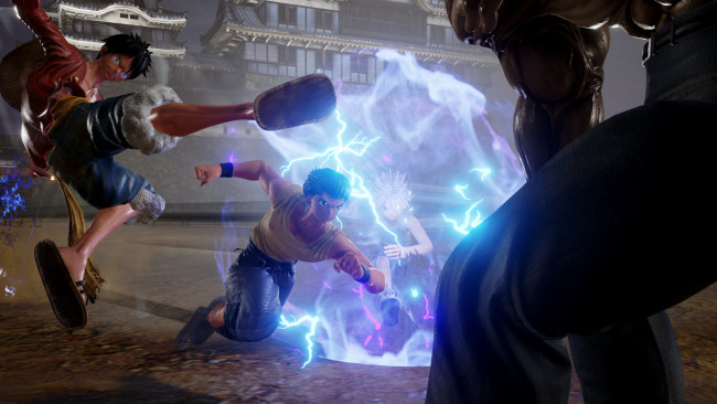 1550186181 547 jump force ultimate edition torrent download - Jump Force Ultimate Edition Torrent Download