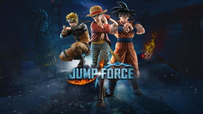 jump force ultimate edition torrent download - Jump Force Ultimate Edition Torrent Download