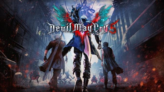 devil may cry 5 torrent download - Devil May Cry 5 Torrent Download