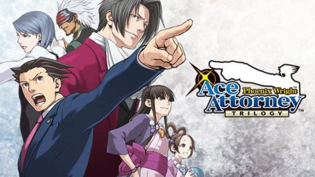 phoenix wright ace attorney trilogy torrent download - Phoenix Wright: Ace Attorney Trilogy Torrent Download