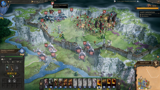 1610311087 287 fantasy general ii invasion hero edition torrent download v1 02 12491 - Fantasy General II: Invasion - Hero Edition Torrent Download (v1.02.12491)