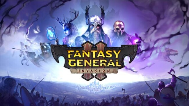 fantasy general ii invasion hero edition torrent download v1 02 12491 - Fantasy General II: Invasion - Hero Edition Torrent Download (v1.02.12491)